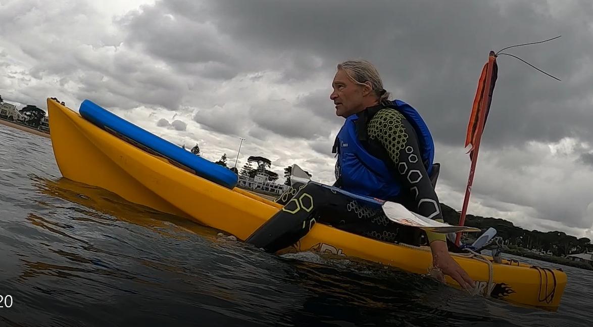 coach kayak